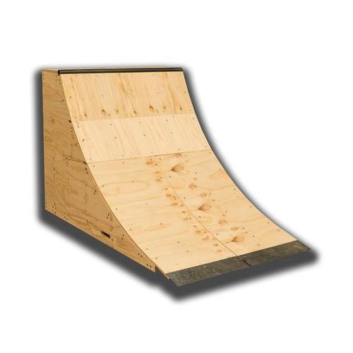 Quarter Pipe 1172mm High (Full Width)