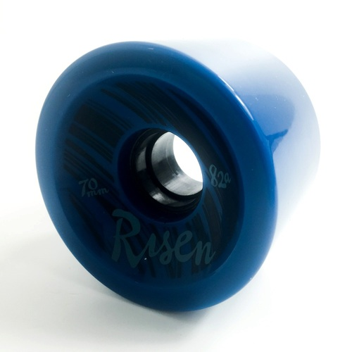 Risen Wheels 70mm (82a) Blue Wave