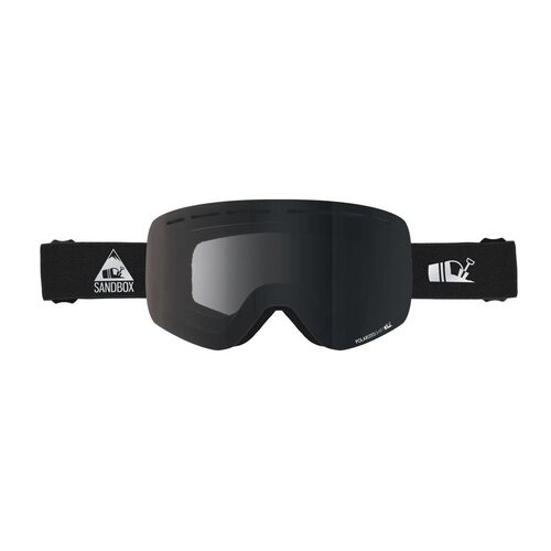 Sandbox Goggle The Kingpin Black POLARIZED Shift