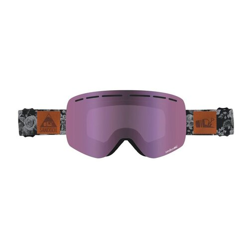 Sandbox Goggle The Kingpin Rose Camo