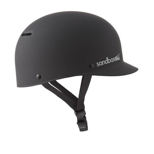 Sandbox Helmet Low Rider (S) Classic 2.0 Black