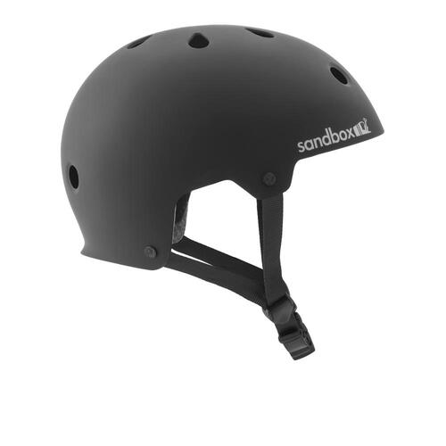 Sandbox Helmet Street (S) Legend Black