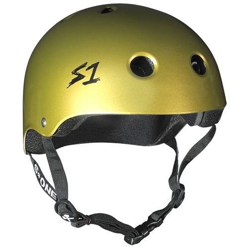 S-One Helmet Lifer (XL) Metallic Gold
