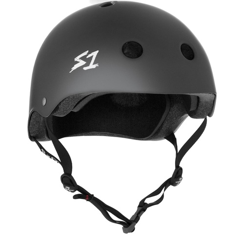 S-One Helmet Lifer (XS) Dark Grey Matte