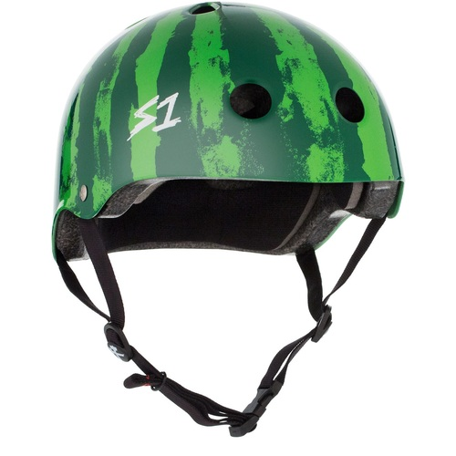 S-One Helmet Lifer (M) Watermelon