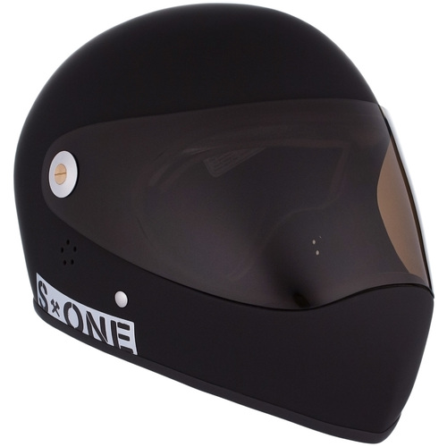 S-One Full Face Helmet Lifer (L) Black Matte