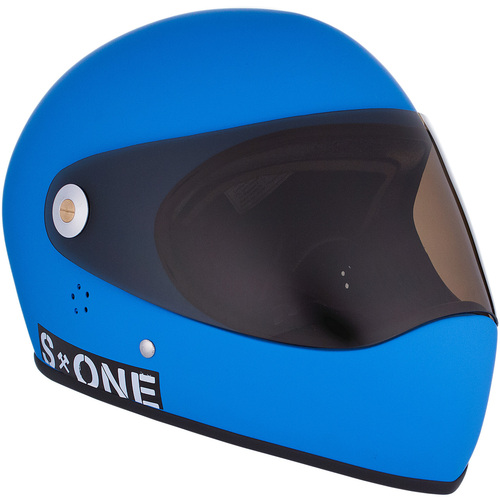 S-One Full Face Helmet Lifer (L) Cyan Matte