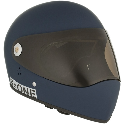 S-One Full Face Helmet Lifer (XL) Navy Matte