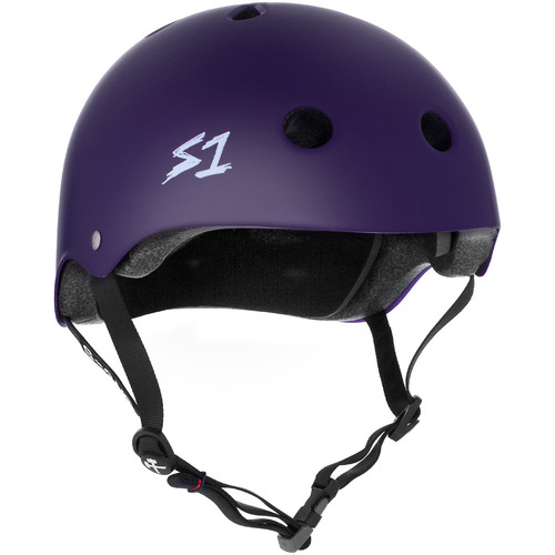S-One Helmet Mega Lifer (XS) Purple Matte