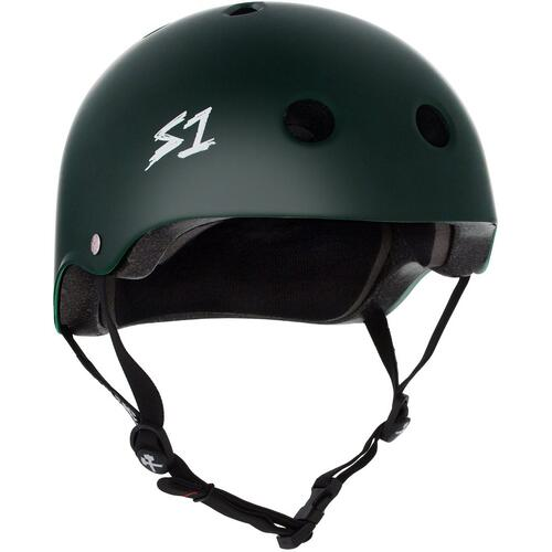 S-One Helmet Mega Lifer (XS) Dark Green