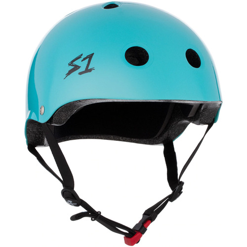 S-One Helmet Mini Lifer (3XL) Lagoon Gloss