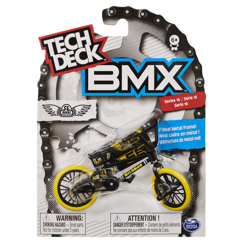 Tech Deck BMX Single Assorted