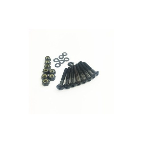 "Trinity Bolts 2"" Black Pan Head Phillips"
