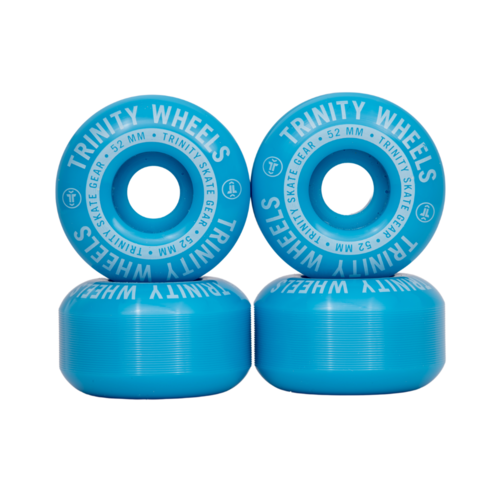 Trinity Wheels 52mm (100a) Blue